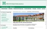 HELIOS Klinik Hohenstücken