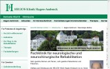 Die HELIOS Klinik Hagen-Ambrock